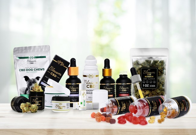 BlosumCBD, a California-based company, has launched an organic CBD brand that is vegan and gluten-free.  The company will also offer products tailored to improve the healthy lifestyle of Americans and tailored to meet the needs of American health goals, with care for their pets as well.