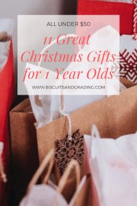11 Gifts for a One Year Old