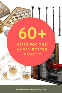 60+ gifts for the Harry Potter fanatic #harrypotter #potterhead #harrypottergifts #gifts