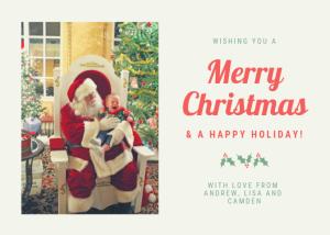 camden christmas card