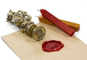 gryffindor wax seal
