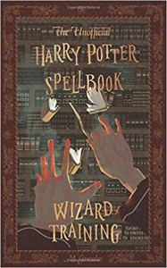 spell book harry potter