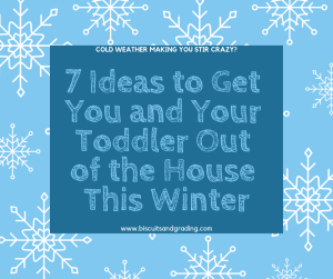 7 Ideas to Get You and Your Toddler Out of the House This Winter #coppedup#winterbaby #toddlerfun #toddler #insideplay