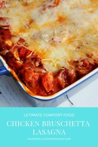 chicken bruschetta lasagna #comfortfood #winterrecipe #foodblog #yum #lasagna