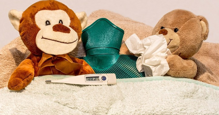 Tips for Combating Baby's Cold All Winter Long