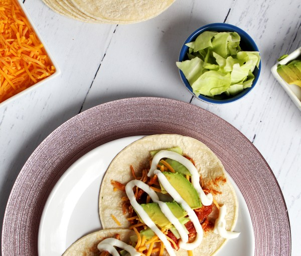 Instant Pot Taco Chicken – Just 5 Ingredients!