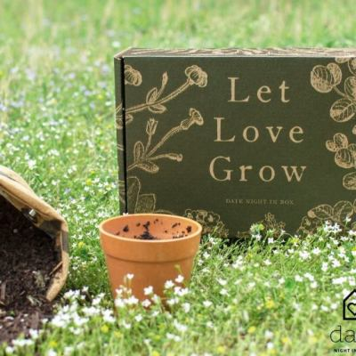 Date Night In  (April) box review - Let Love Grow