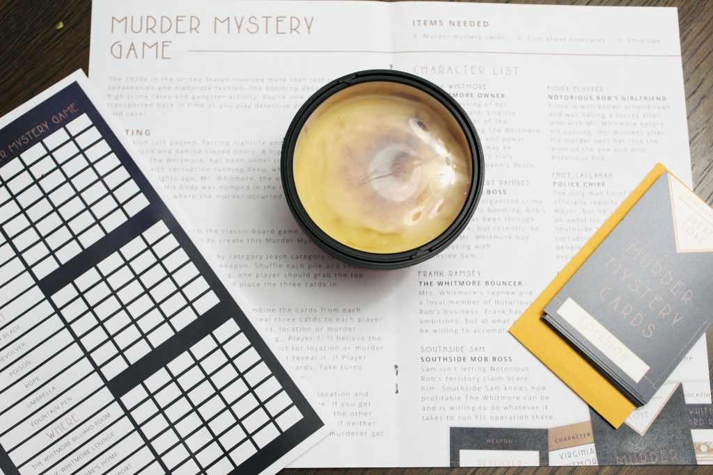 murder mystery date night in june