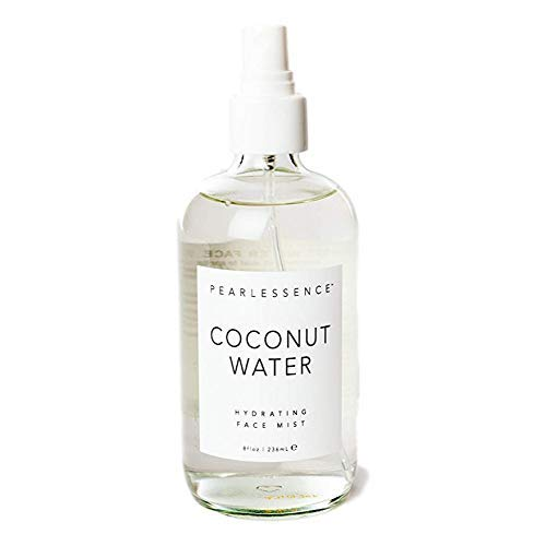coconut water facial spray