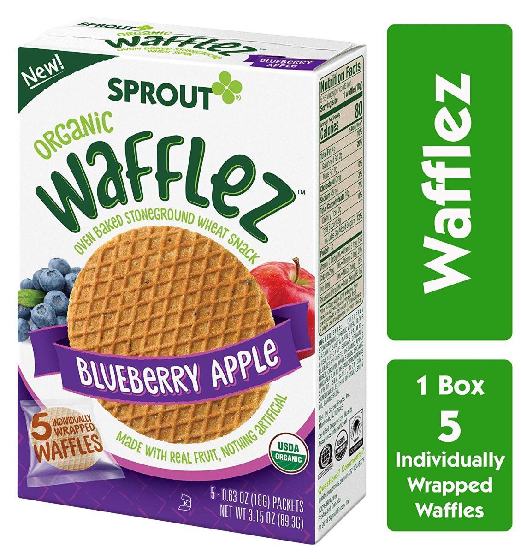 Sprout Organic Wafflez