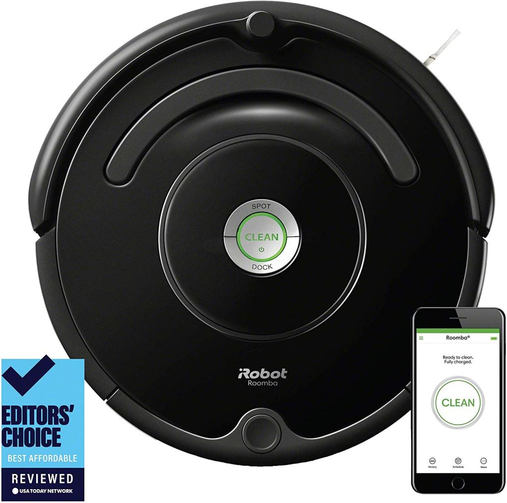 robotic vacuum tired moms gift guide