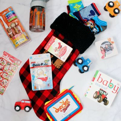 100 Non-Candy Stocking Stuffer Ideas for Toddlers
