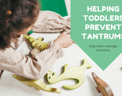 How to Help Your Toddler Prevent Tantrums