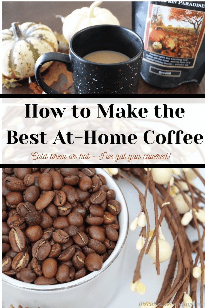 how to make the best at home coffee pinterest