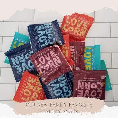 Our New Family Favorite Snack