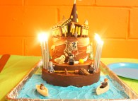 harry potter birthday cake