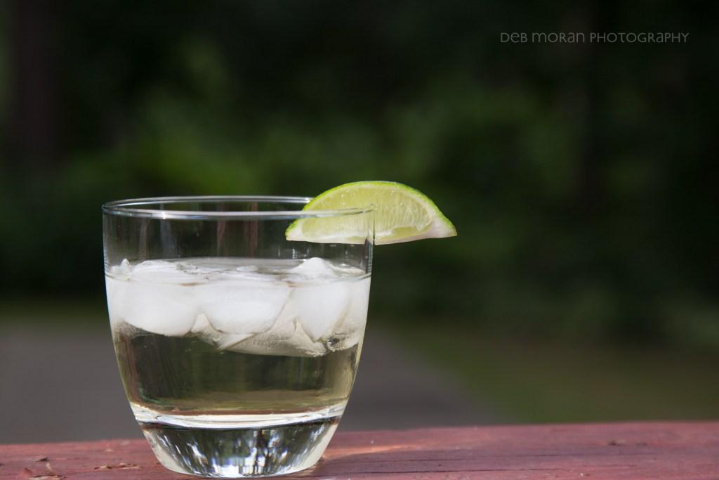Beautiful summer evenings in a glass.