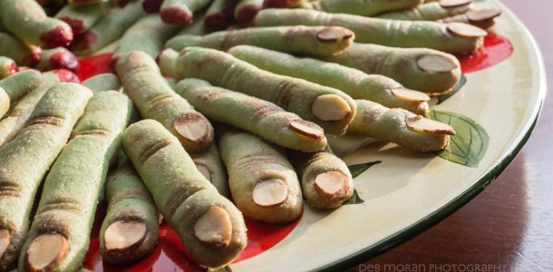 Severed Witches' Fingers