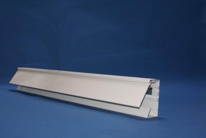 compacte wandgoot miniklapgoot MKG130 BI Select