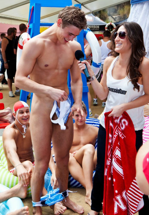 Aussie guy naked, boy and girls being naughty when naked
