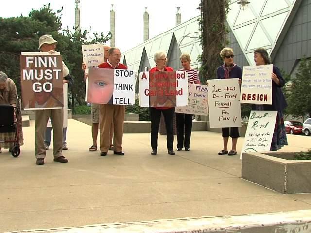 NSAC protest, 9/17/2012, Kansas City