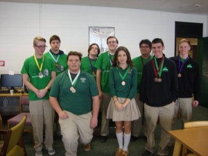 2016 Science Olympiad Medalists at bishop ludden - 2016 Science Olympiad Medalists at bishop ludden