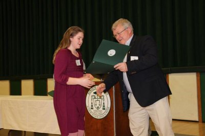 2018 Accepted Students Reception bishop ludden 39 3 - 2018 Accepted Students Reception