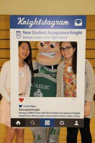 2018 Accepted Students Reception bishop ludden 5 3 - 2018 Accepted Students Reception