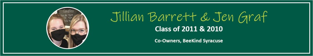 Barrett and Graf Tease - Alumni Spotlight