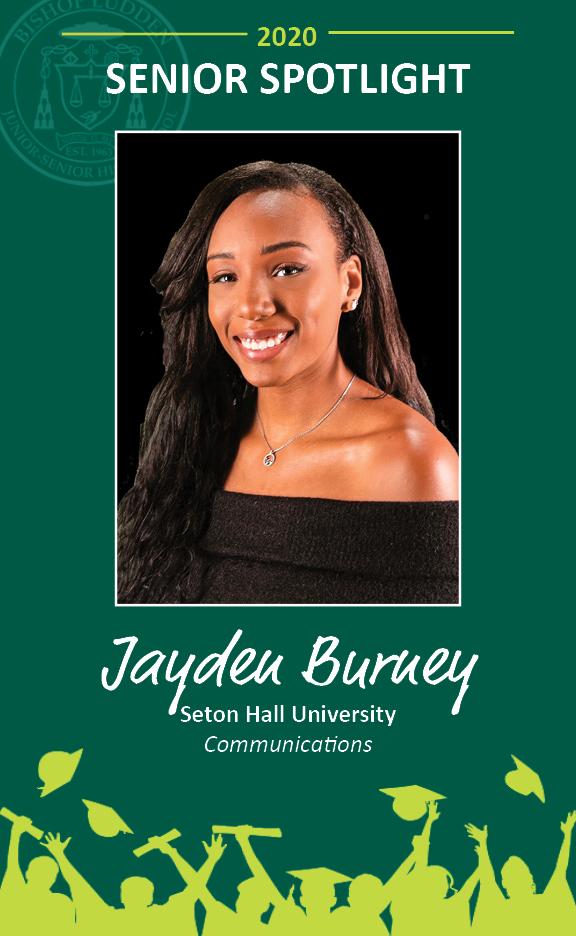 Jayden Burney - Congratulations Graduates