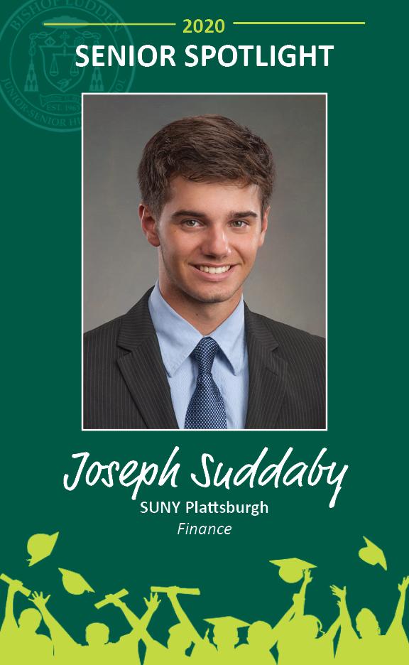Joe Suddaby - Congratulations Graduates