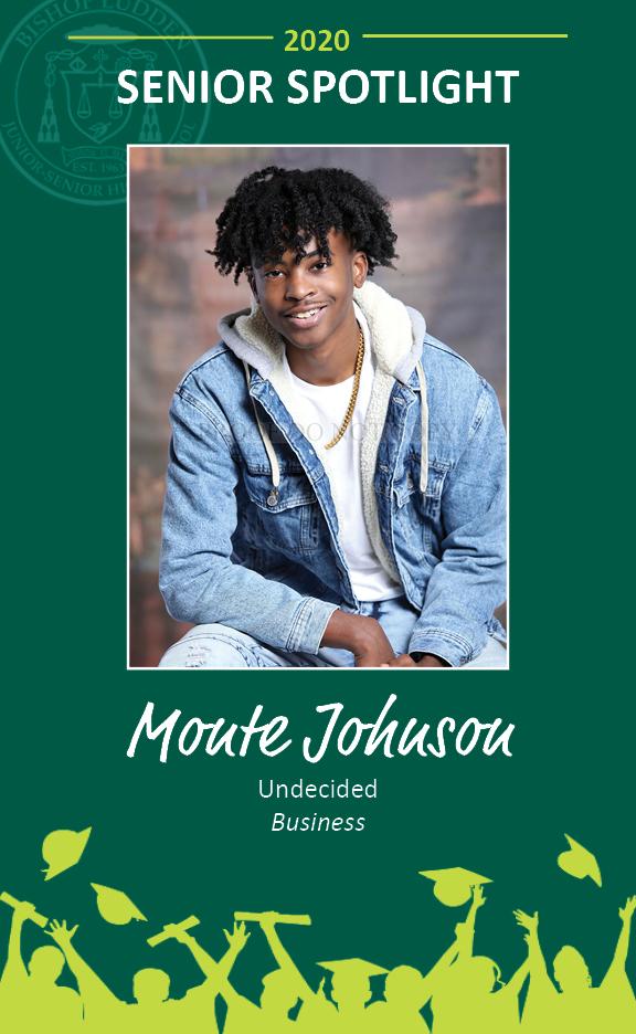 Monte Johnson - Congratulations Graduates