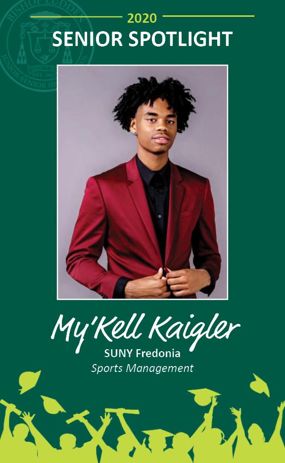 MyKell Kaigler - Congratulations Graduates