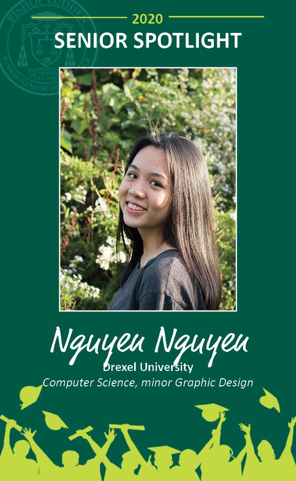 Nguyen Nguyen - Congratulations Graduates