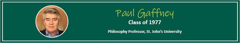 Paul Gaffney Tease - Alumni Spotlight