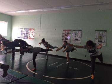 Physical Education - Yoga Unit bishop ludden 12