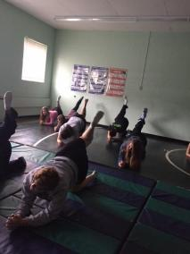 Physical Education Yoga Unit bishop ludden 9 - Physical Education - Yoga Unit