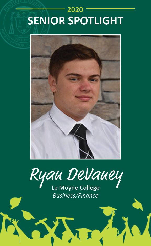 Ryan DeVaney - Congratulations Graduates