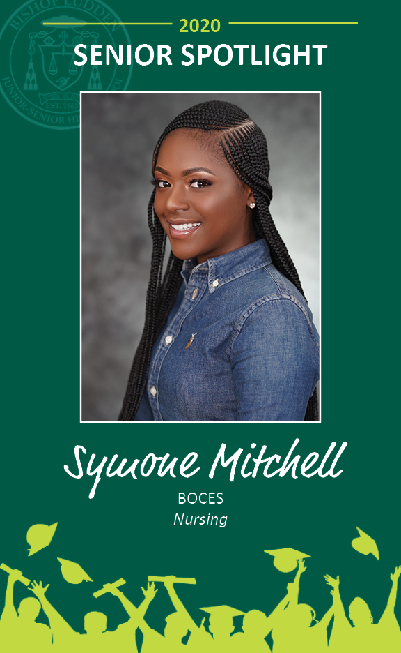Symone Mitchell - Congratulations Graduates