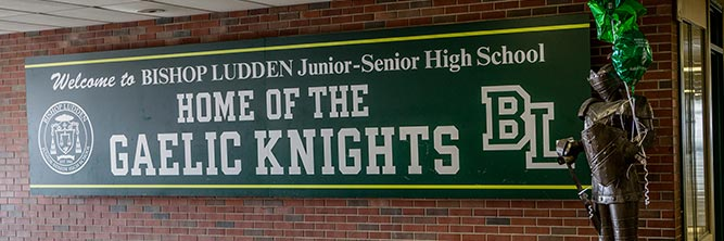 athletics bishop ludden catholic high school syracuse - Physical Education 7/8