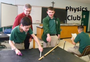 experiment bishop ludden Physics Club and Robotics teacher - experiment bishop-ludden-Physics Club and Robotics teacher