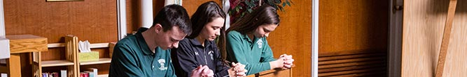 faith service bishop ludden catholic school syracuse 1 - Regents Testing
