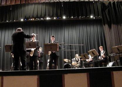 orchestra bishop ludden 1 - Concert Choir & Band