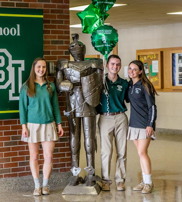 peer leadership bishop ludden catholic school syracuse - Peer Leadership