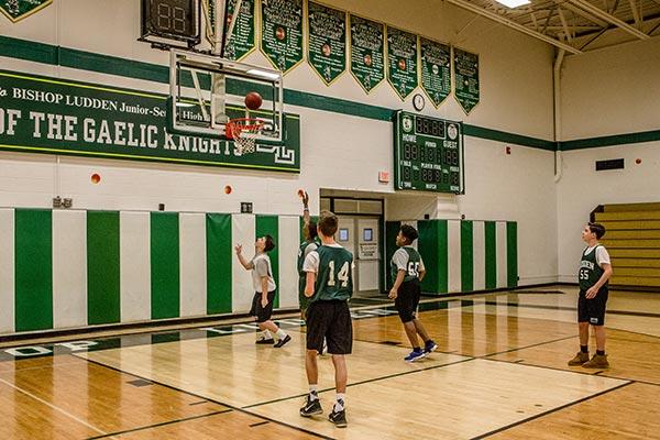 scholar athletes ncaa students bishop ludden - Academics Programs & Guidelines