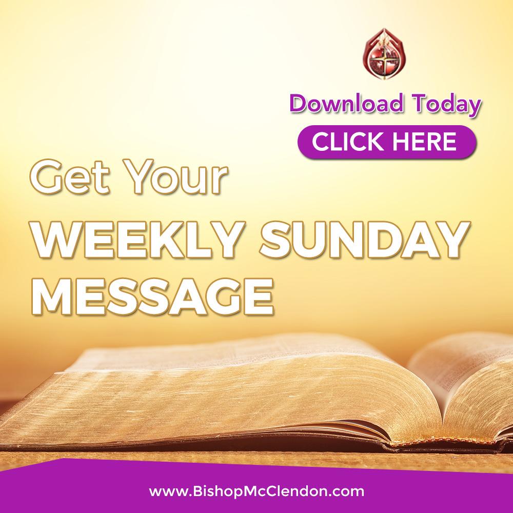 Bishop Clarence Mclendon