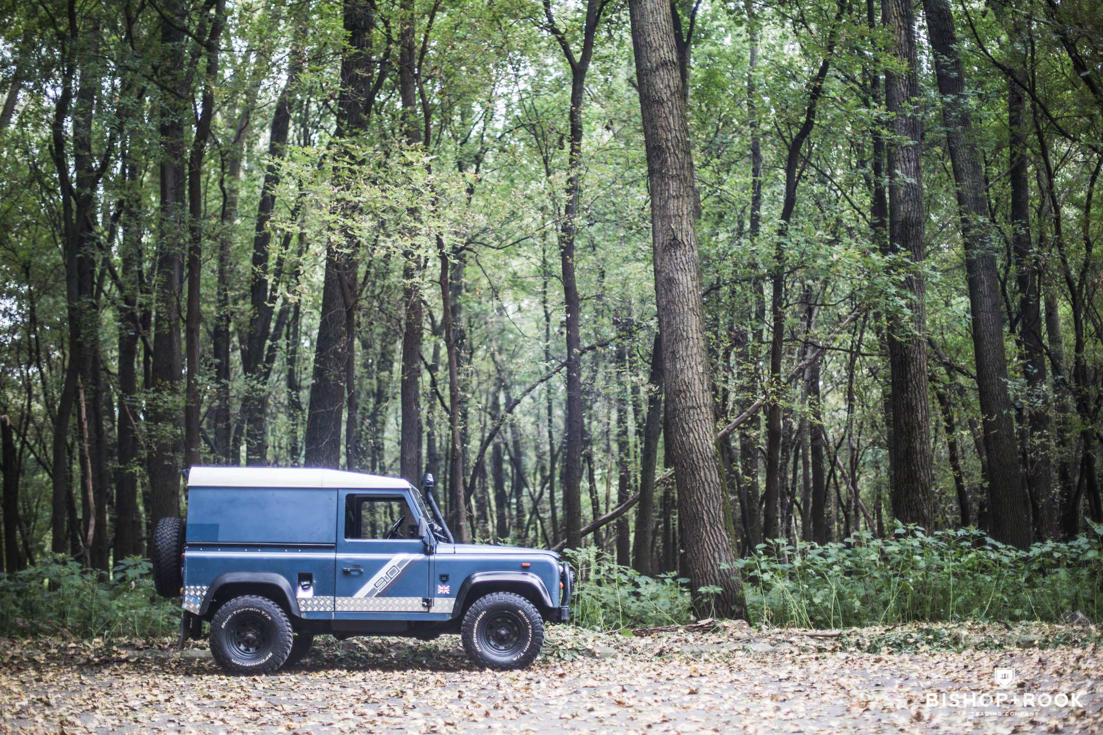 Land Rover Defender 90 - For Sale - Minnesota
