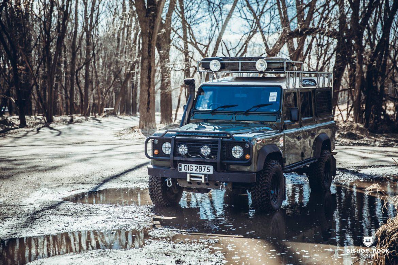Land Rover Defender 110 - Sarge