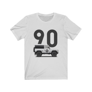 Land Rover Defender Clothing