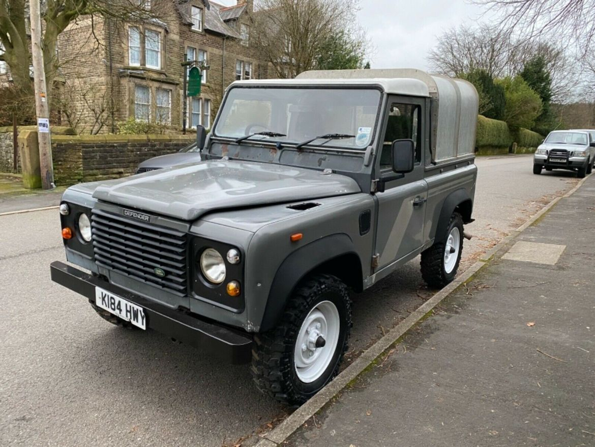 Land Rover Defender Importing Advice